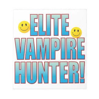 Vampire Hunter Life B Notepad
