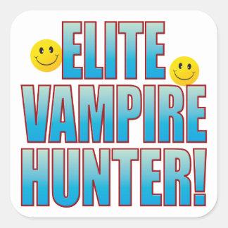 Vampire Hunter Life B Square Sticker