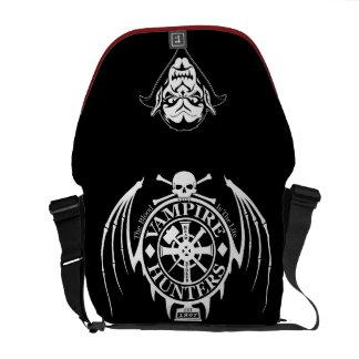 Vampire Hunter Messenger Bag
