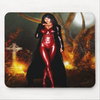 Vampire Hunter Mousepad