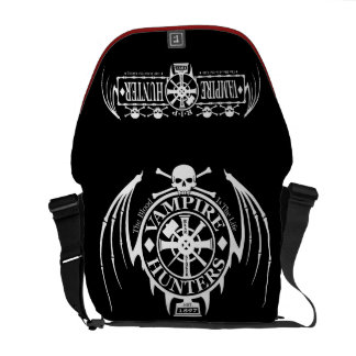 Vampire Hunters Courier Bag