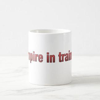 vampire in training mug