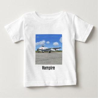 Vampire Jet Fighter Plane T-Shirt