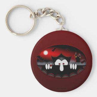 Vampire Kilroy Keychain