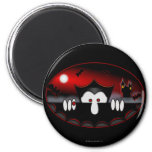 Vampire Kilroy Magnet