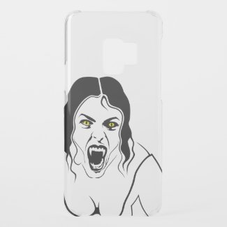 Vampire Lady... Uncommon Samsung Galaxy S9 Case