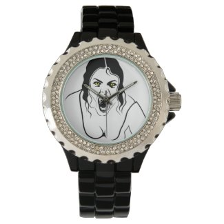 Vampire lady watch
