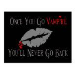 Vampire Love Postcards