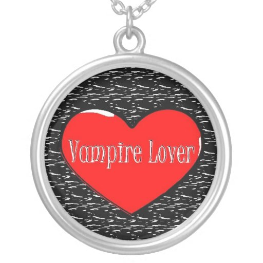 Vampire Lover Necklace