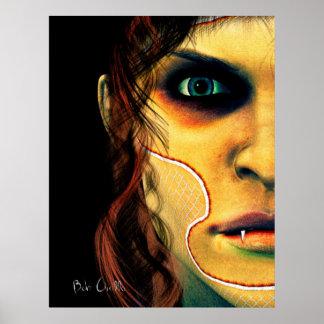 Vampire Marco Poster