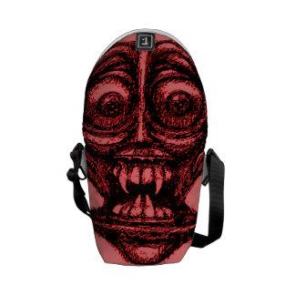 VAMPIRE MESSENGER BAG