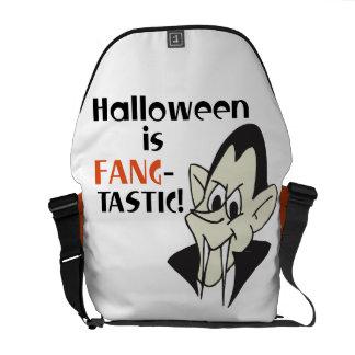 Vampire Messenger Bags