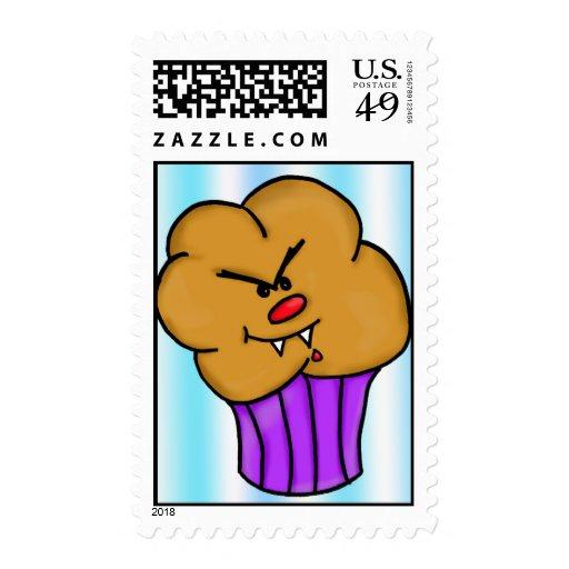 Vampire Muffin of Doom Stamps