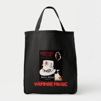 Vampire Music Deluxe Tote