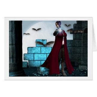 Vampire Night Magic card