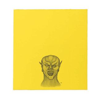 Vampire Notepad