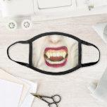 Vampire One Face Mask