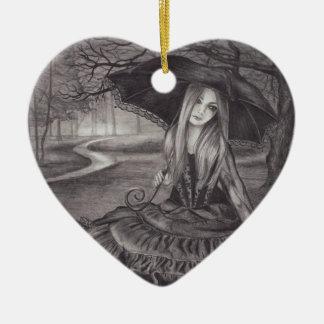 Vampire Ornament Gothic Ornament
