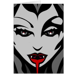 Vampire Party Invitations Custom Halloween Cards
