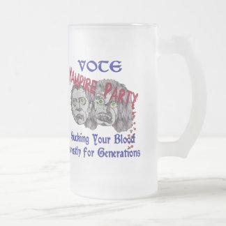 Vampire Party Coffee Mug