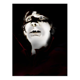 Vampire Postcard