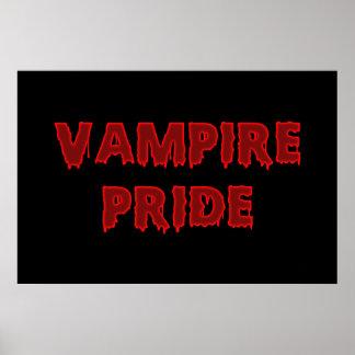 Vampire pride posters