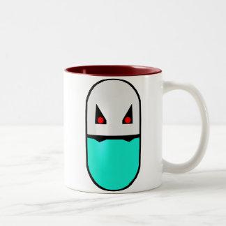 Vampire Prozac Parody Pill Mug