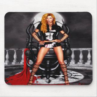 Vampire Queen Mousepad