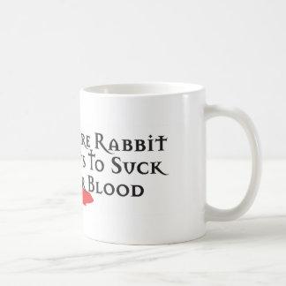 Vampire Rabbit Mug