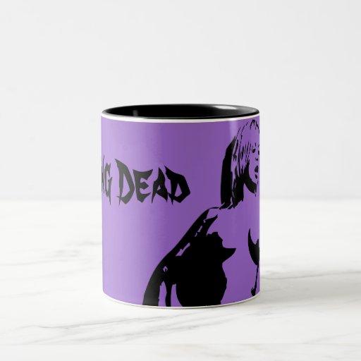 "Vampire ""Rising Dead"" Coffee Mugs"