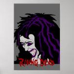 """Vampire """"Rising Dead"""" Poster"""