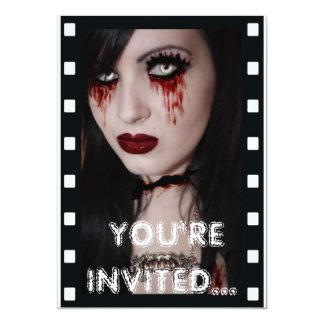 Vampire Shauna Invitations