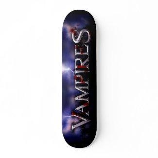 vampire skateboard
