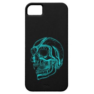 Vampire skull black and green Design iPhone SE/5/5s Case