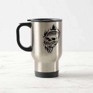 Vampire Skull Mug