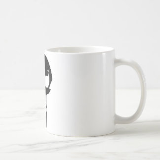 Vampire Skull Coffee Mug