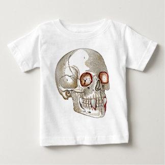 VAMPIRE SKULL PRINT BABY T-Shirt