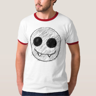 vampire_smiley_icon_by_abcdoremi123 T-Shirt