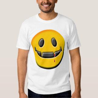 Vampire smiley T-Shirt
