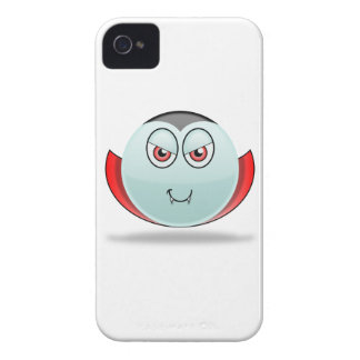 Vampire Smilie Blackberry Case