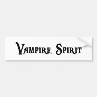 Vampire Spirit Sticker