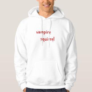 vampire      squirrel hoodie