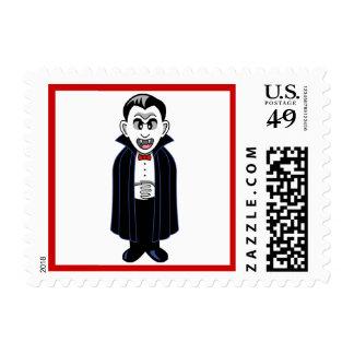 Vampire Stamp