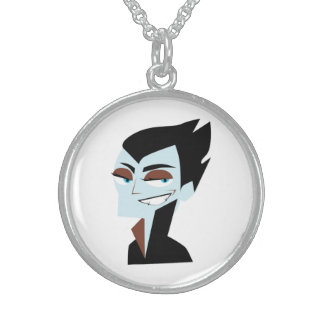 VAMPIRE STERLING SILVER NECKLACE