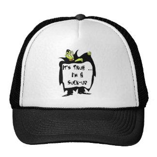 Vampire Suck Up Trucker Hat