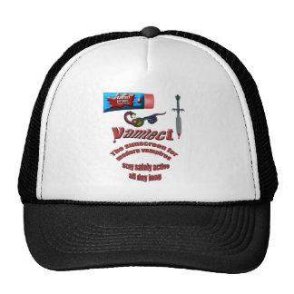 Vampire Sunscreen Trucker Hat