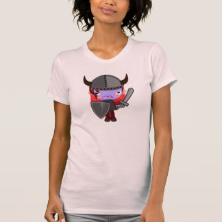 Vampire Viking Womens T-Shirt