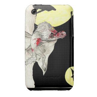 Vampire vs. Lycan iPhone 3 Case