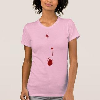 Vampire, werewolf, cannibal blood drips T-Shirt