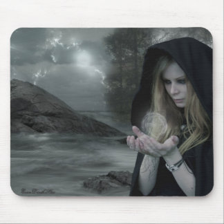 Vampire & Witchcraft Mouse Pad